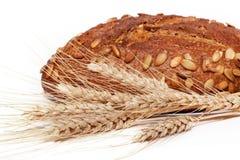 Pane con cereale Immagine Stock Libera da Diritti
