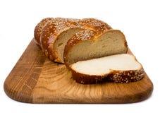 Pane con sesamo Fotografia Stock Libera da Diritti