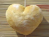 Pane del cuore immagini stock libere da diritti