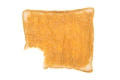 Pane del fagiolo di Lima del morso fotografie stock libere da diritti
