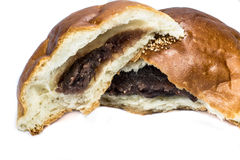 Pane del fagiolo rosso immagini stock libere da diritti