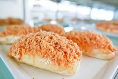 Pane del filo di seta del porco Fotografia Stock