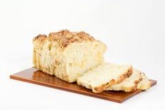 Pane del formaggio Fotografia Stock