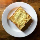 Pane del formaggio Fotografia Stock Libera da Diritti