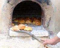 Pane del formaggio di Pasqua, Cipro Immagini Stock