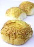 Pane del formaggio grattato Immagini Stock