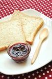 Pane del grano intero con ostruzione Fotografie Stock Libere da Diritti