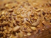 Pane del grano - primo piano Fotografia Stock Libera da Diritti
