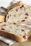 Pane del mirtillo rosso Fotografia Stock Libera da Diritti