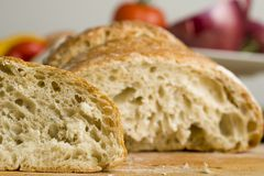 Pane del paese fotografia stock