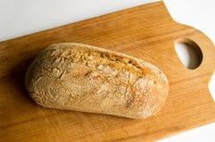 Pane delizioso e caldo Fotografie Stock