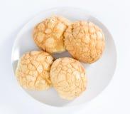 Pane dell'ananas fotografie stock libere da diritti