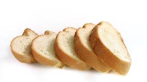Pane della fetta Immagini Stock Libere da Diritti