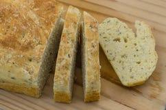 Pane della soda affettato Fotografie Stock Libere da Diritti