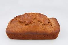 Pane di banana Fotografia Stock