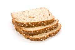 Pane di Brown affettato immagine stock libera da diritti