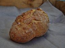 Pane di cereale con i semi fotografia stock
