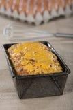 Pane di cipolla e del formaggio Fotografia Stock Libera da Diritti
