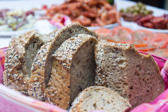 Pane di dieta Fotografie Stock
