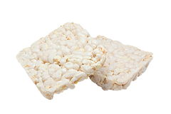 Pane di dieta del riso fotografie stock