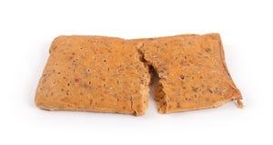 Pane di Focaccia Immagini Stock