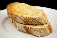 Pane di lievito naturale tostato immagine stock