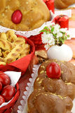 Pane di Pasqua fotografie stock libere da diritti