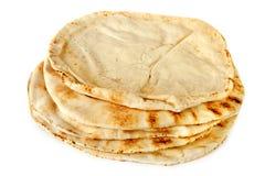 Pane di Pita fotografie stock libere da diritti