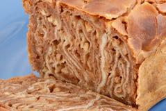 Pane di Povitica Fotografia Stock