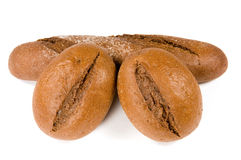 Pane di Rye. Fotografie Stock
