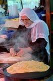 Pane di Taboon fotografia stock libera da diritti