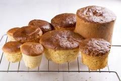 Pane dolce di recente al forno fotografia stock