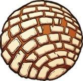 Pane dolce messicano royalty illustrazione gratis
