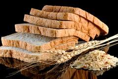 Pane e frumento immagini stock libere da diritti
