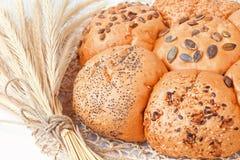 Pane e frumento Immagine Stock
