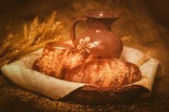 Pane e licenziare Fotografia Stock Libera da Diritti