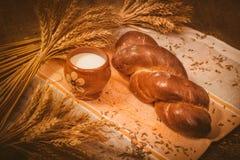 Pane e licenziare Fotografie Stock