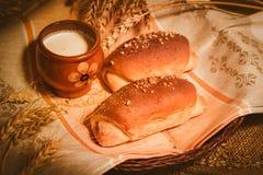 Pane e licenziare Immagine Stock Libera da Diritti