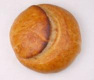 Pane e sale. fotografia stock