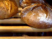 Pane francese ad un forno a Parigi Fotografia Stock Libera da Diritti