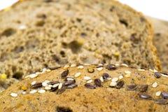 Pane fresco affettato Immagini Stock Libere da Diritti