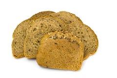 Pane fresco affettato Fotografia Stock Libera da Diritti