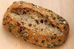 Pane fresco della zucca fotografia stock libera da diritti