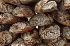 Pane fresco, primo piano Fotografie Stock Libere da Diritti