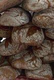 Pane fresco, primo piano Fotografia Stock Libera da Diritti