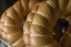 Pane fresco sullo scaffale Immagine Stock Libera da Diritti