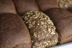 Pane fresco sullo scaffale Fotografia Stock Libera da Diritti