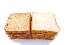 Pane integrale e pancarrè II Fotografie Stock