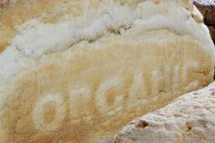 Pane organico Fotografia Stock Libera da Diritti
