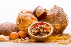 Pane, pianta del cereale, pasta Pane, pianta del cereale, Immagini Stock